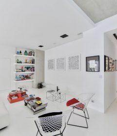 Industrialne meble, czyli pomysł na loftowe wnętrze
